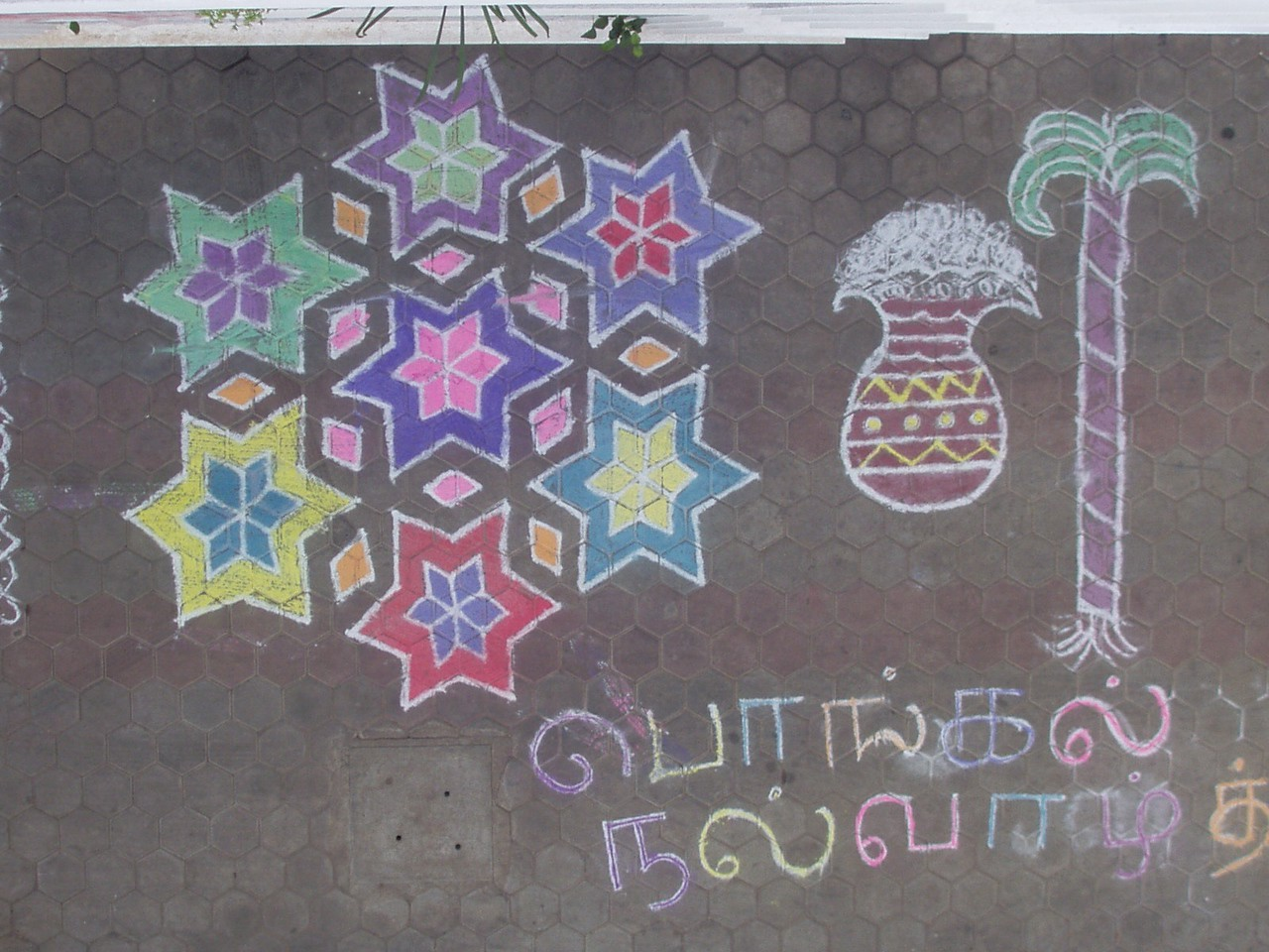 12 January: Pongal