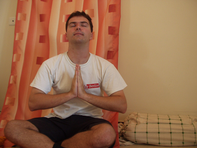 12 October: Yoga