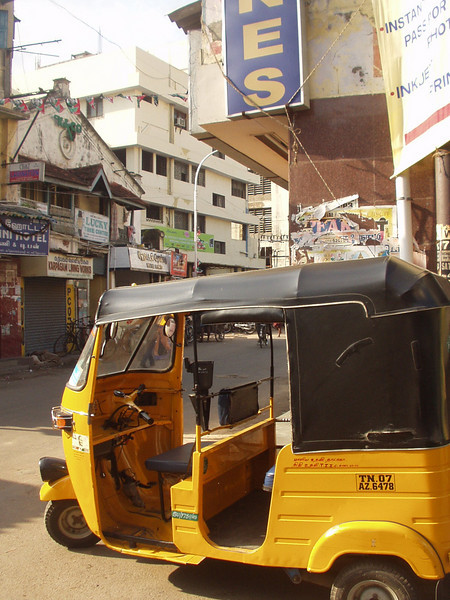 17 September: Auto-rickshaw