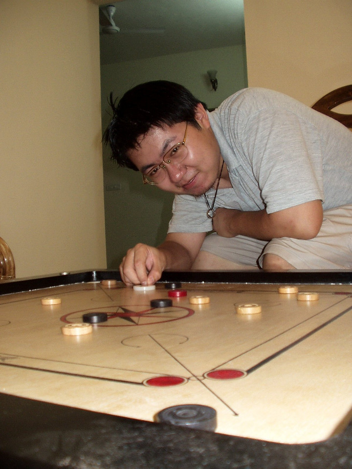 21 October: Carrom