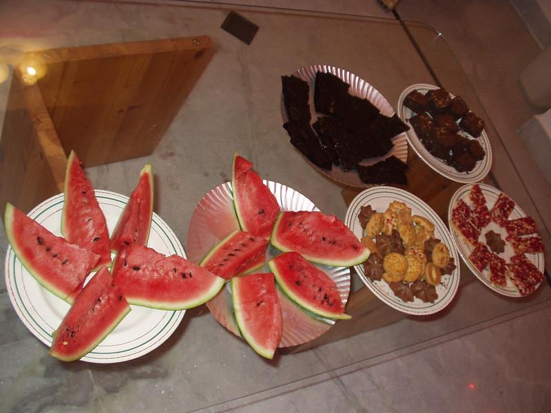 12 February: Food