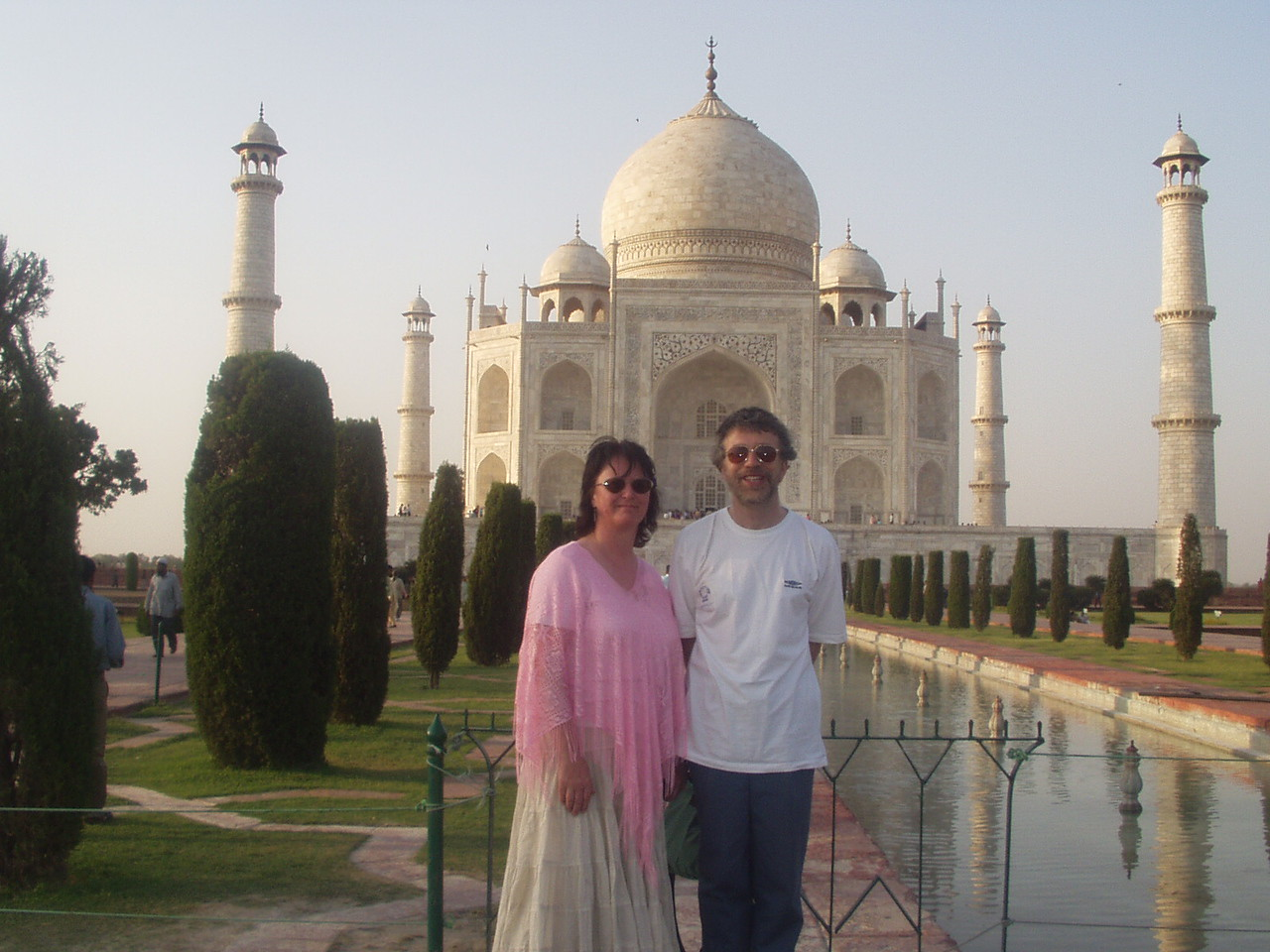 7 April: Taj Mahal