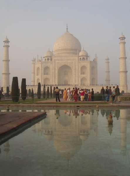 2 January: Taj Mahal