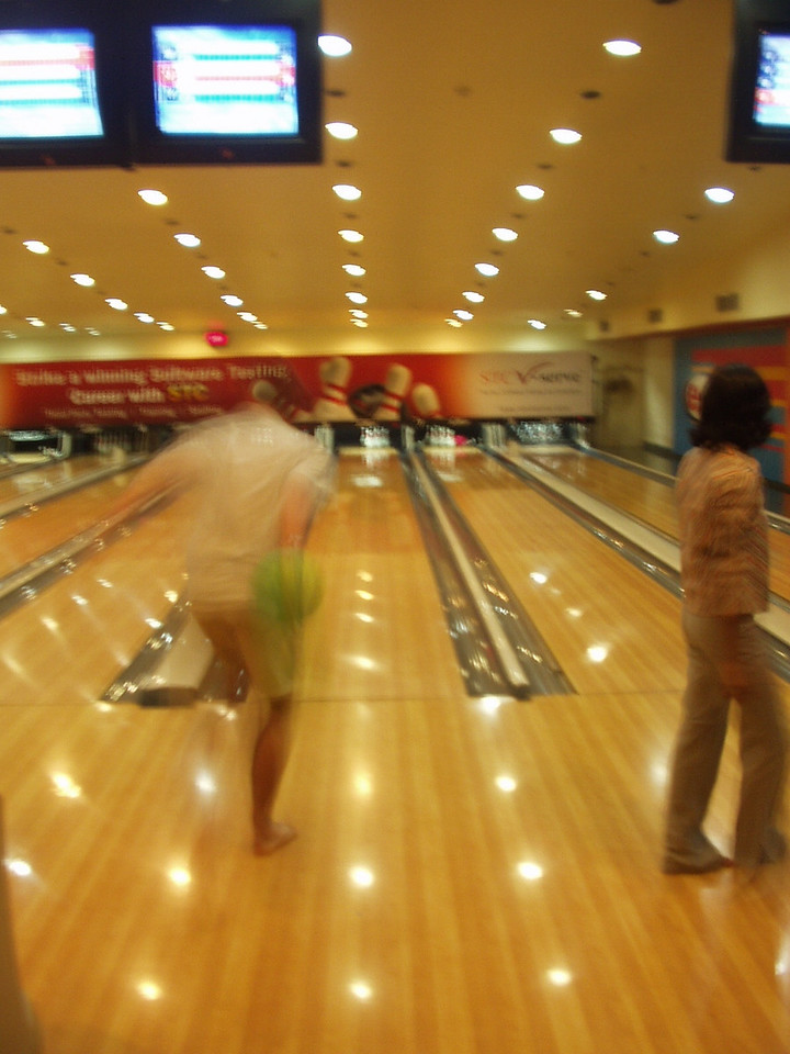 27 May: Bowling