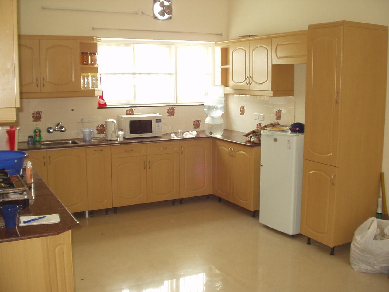 22 September: New flat