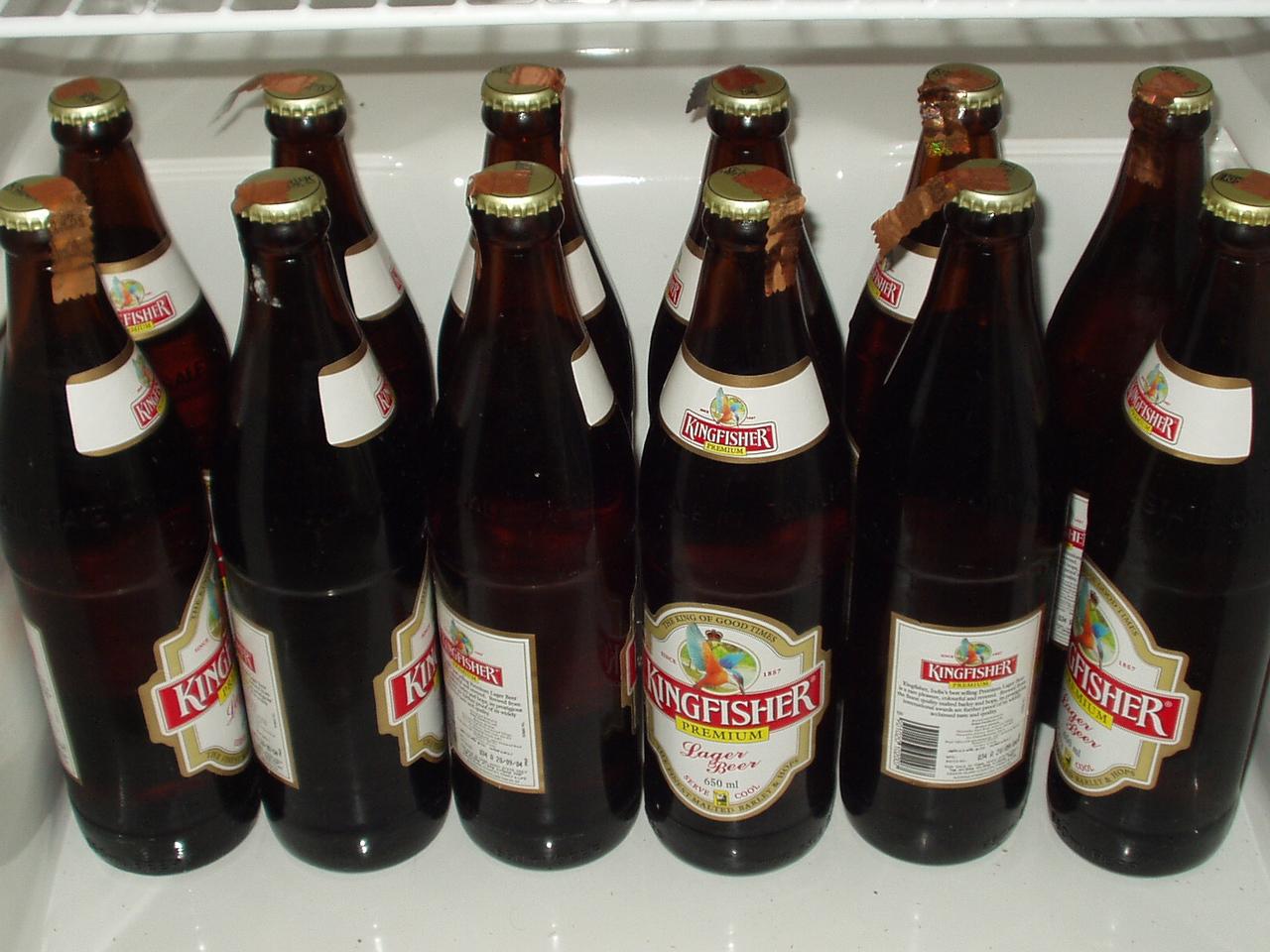 15 October: Free beer