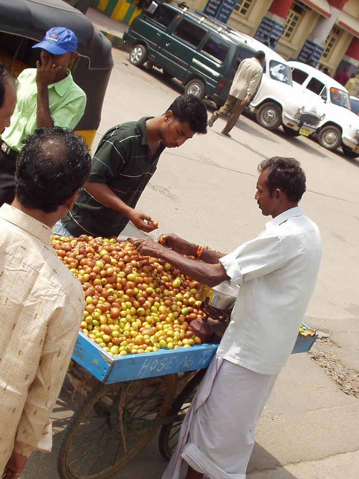 27 November: Fruity