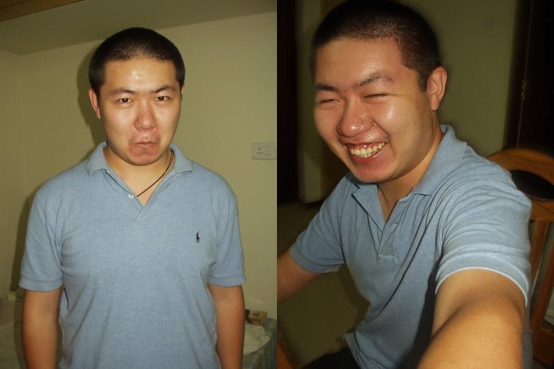 25 November: Haircut