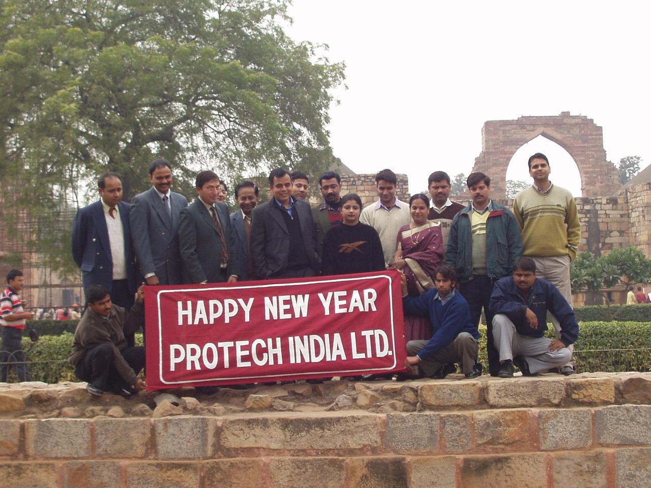 1 January: Happy New Year