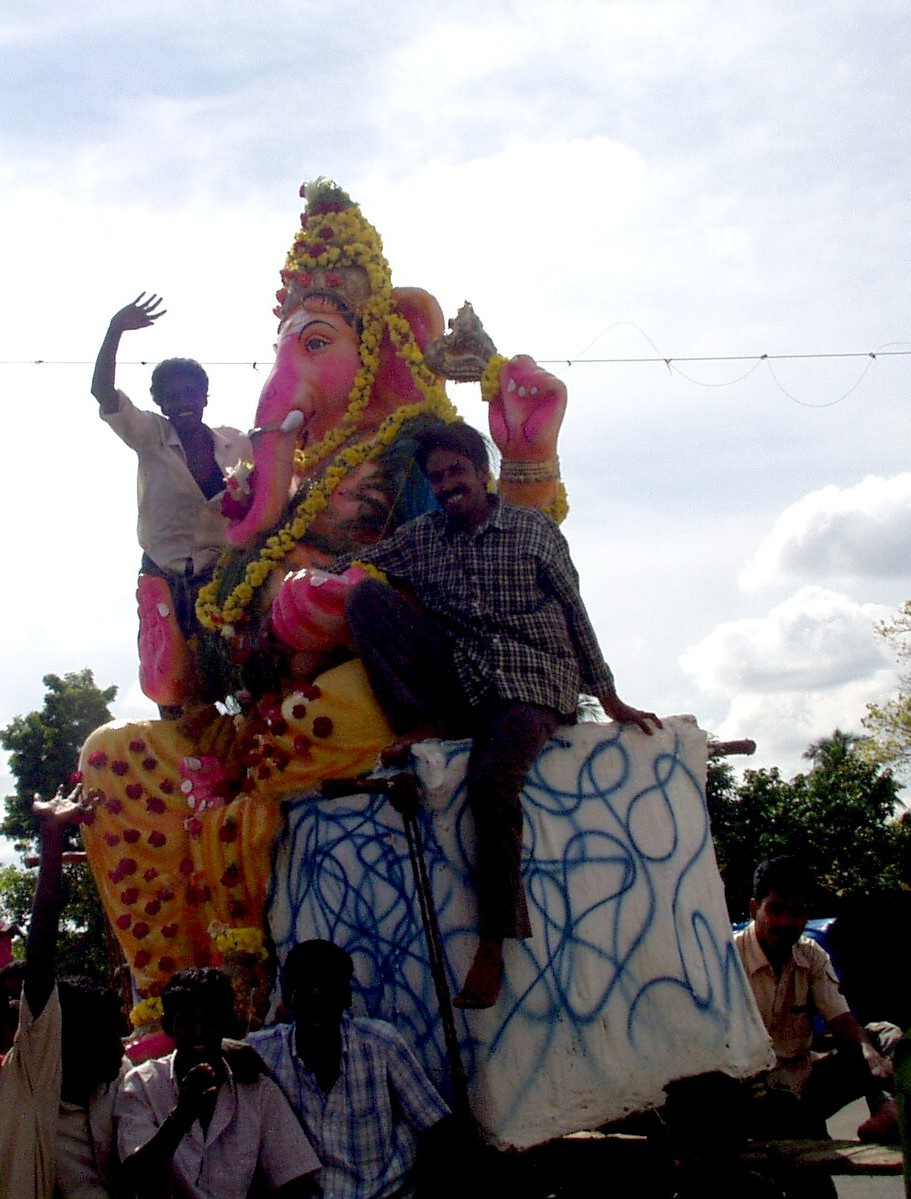 28 September: Ganesh