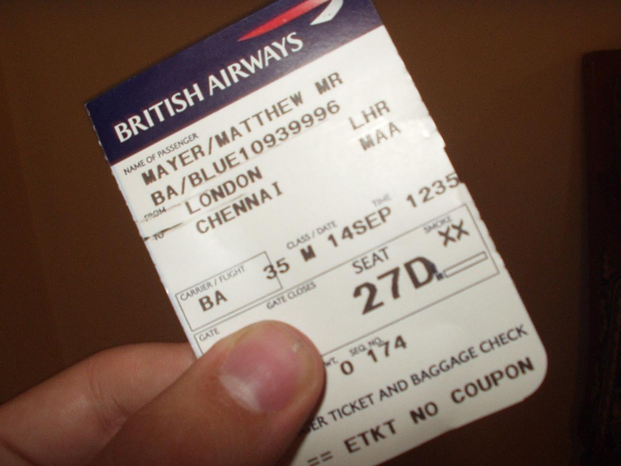 14 September: Flying