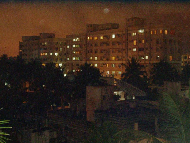 25 October: Dark