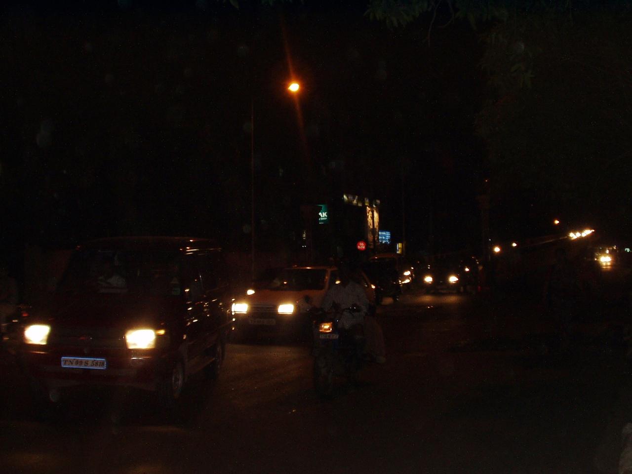 20 November: Traffic