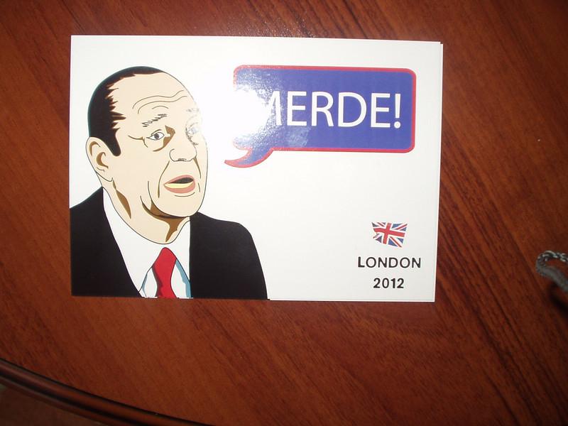31 July: Merde!