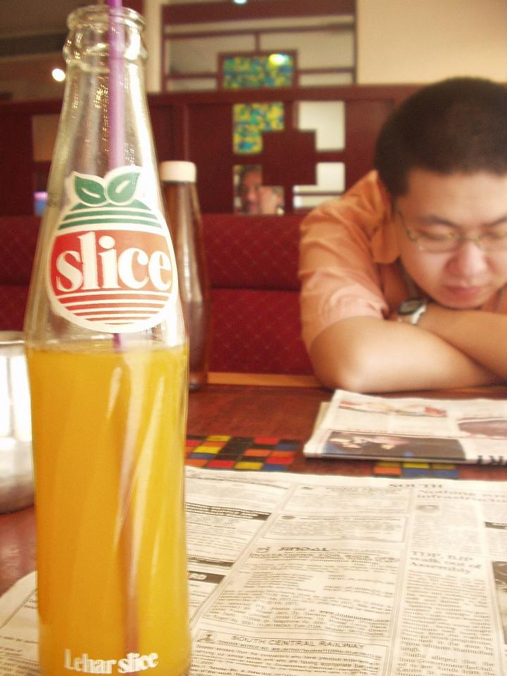 10 December: Slice