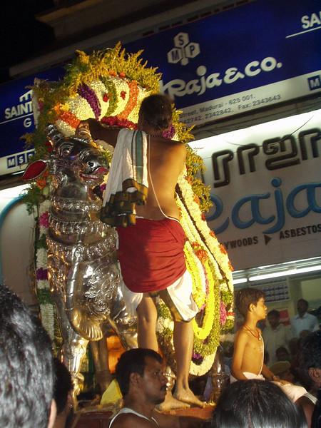 20 April: Madurai