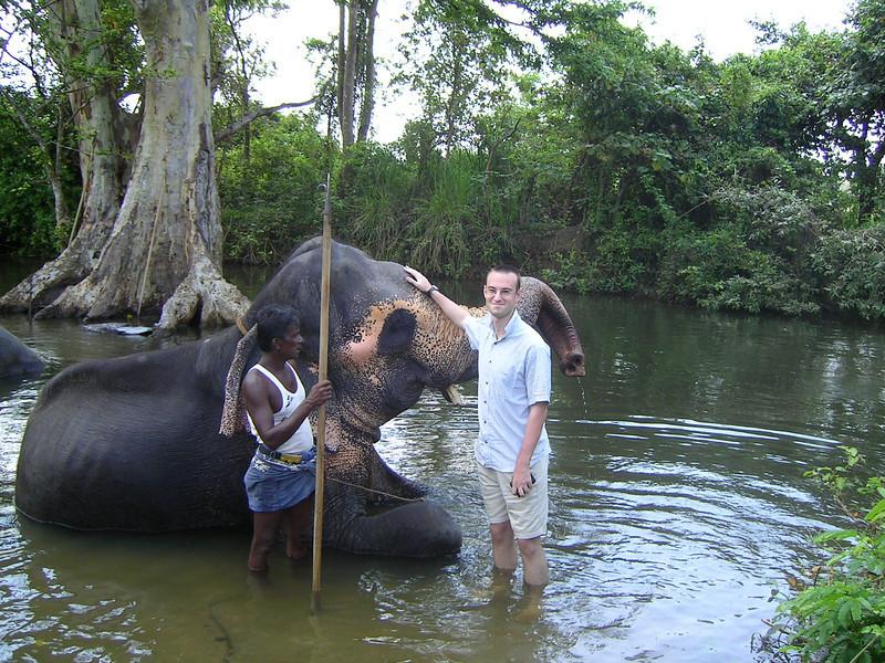 25 April: Elephant