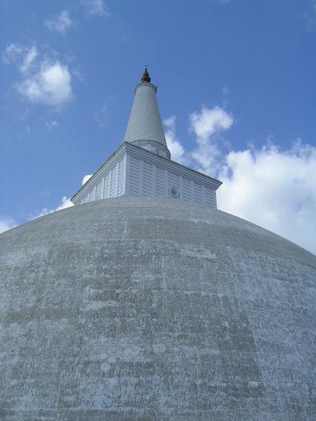 24 April: Stupa