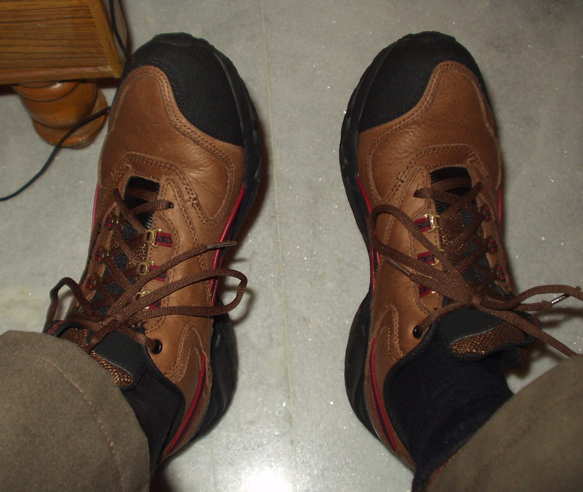 9 August: Shoes