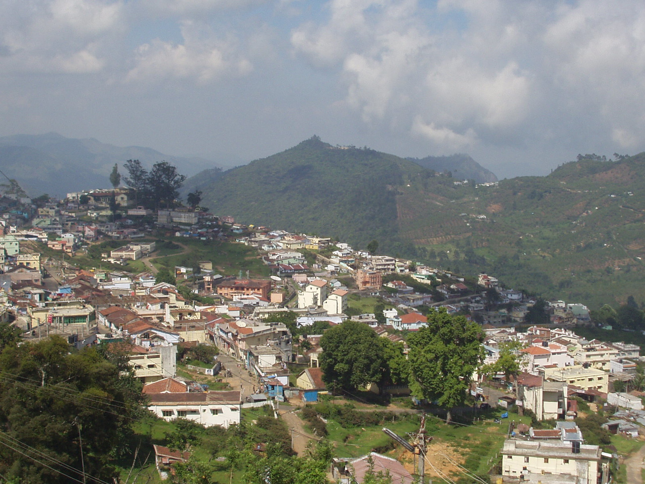 14 April: Kodai