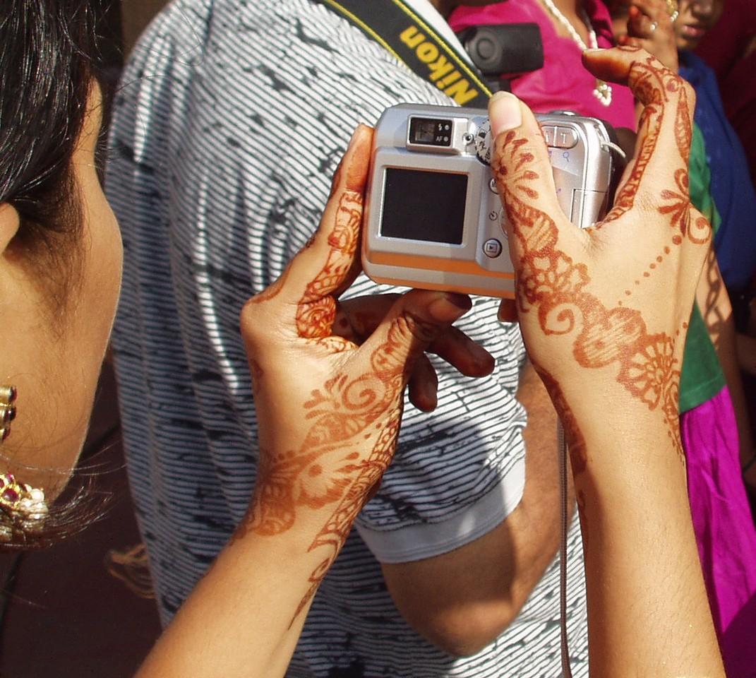20 June: Henna