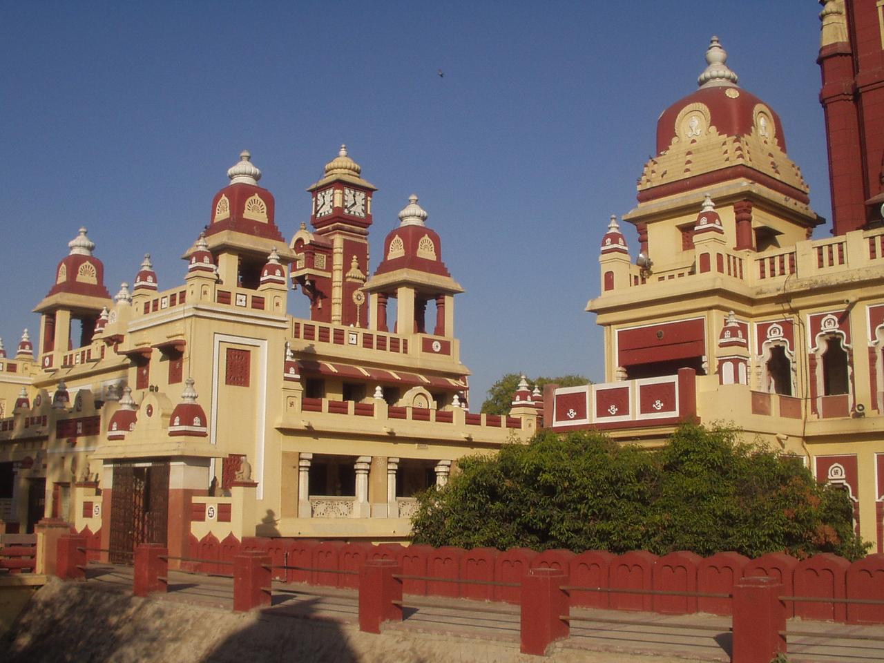 6 April: Temple