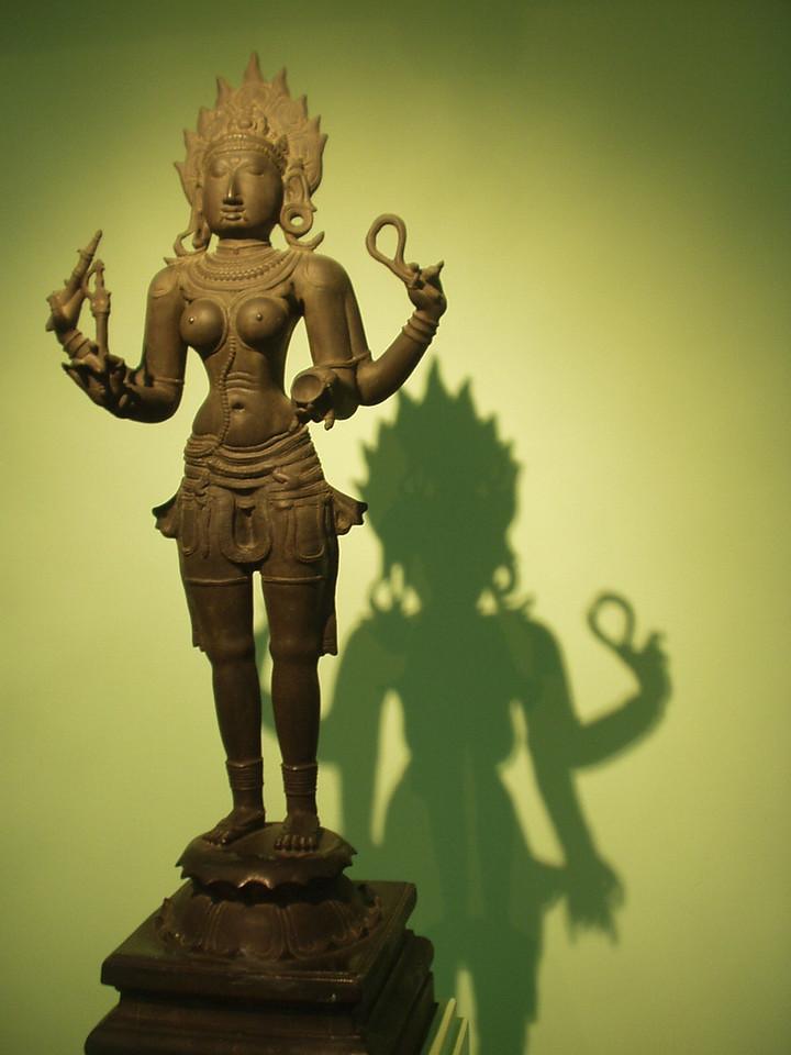 musueum statue