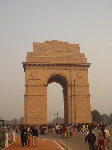 delhi arch