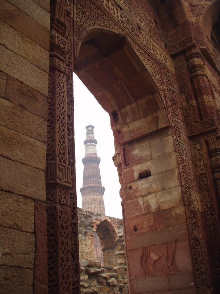 qutb minar 7