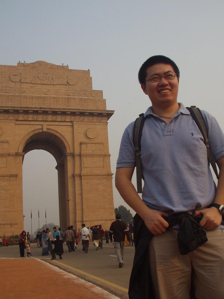 delhi arch ye