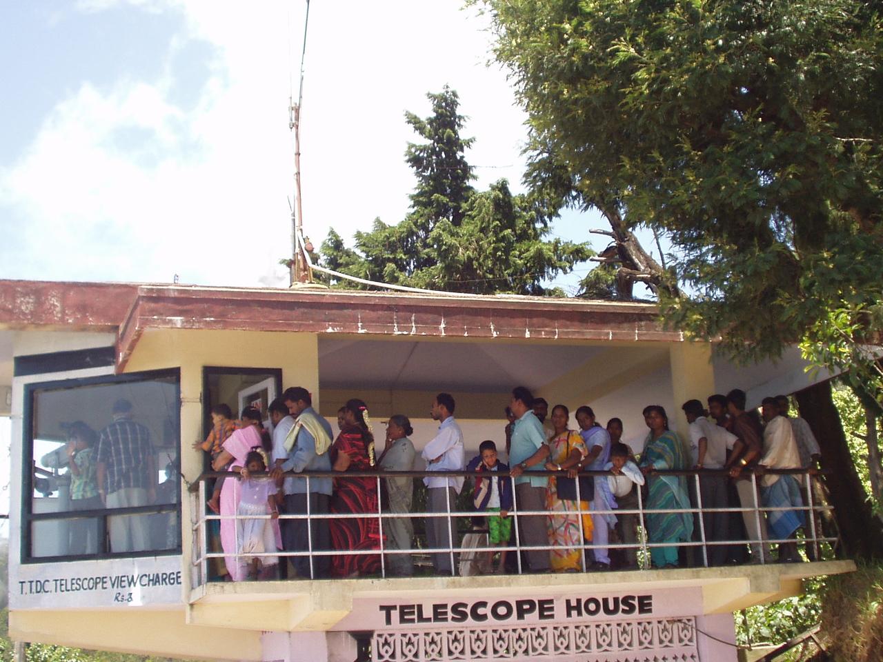 Telescope House