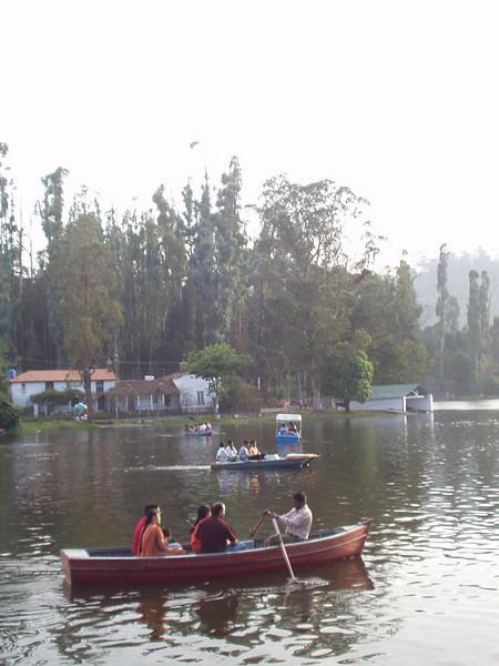 Pleasure boating