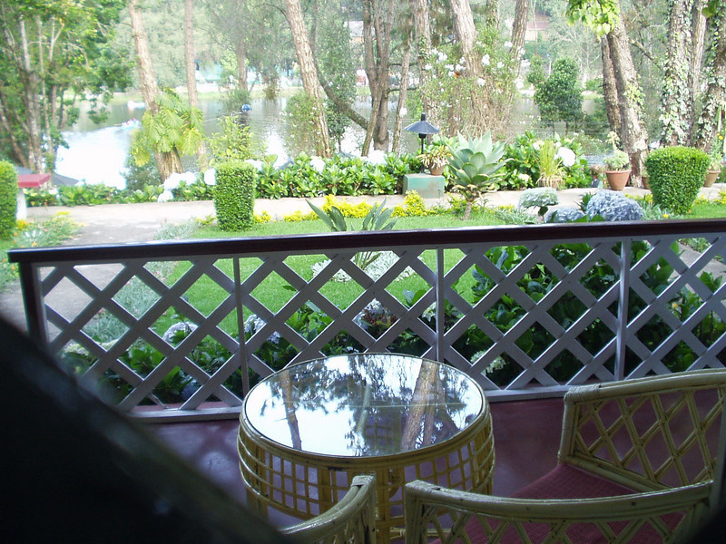 My wondrous verandah