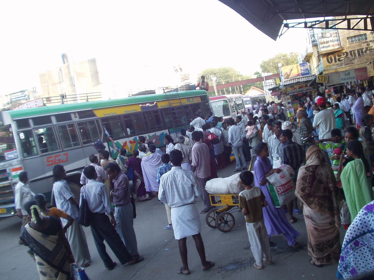 Bus chaos 1