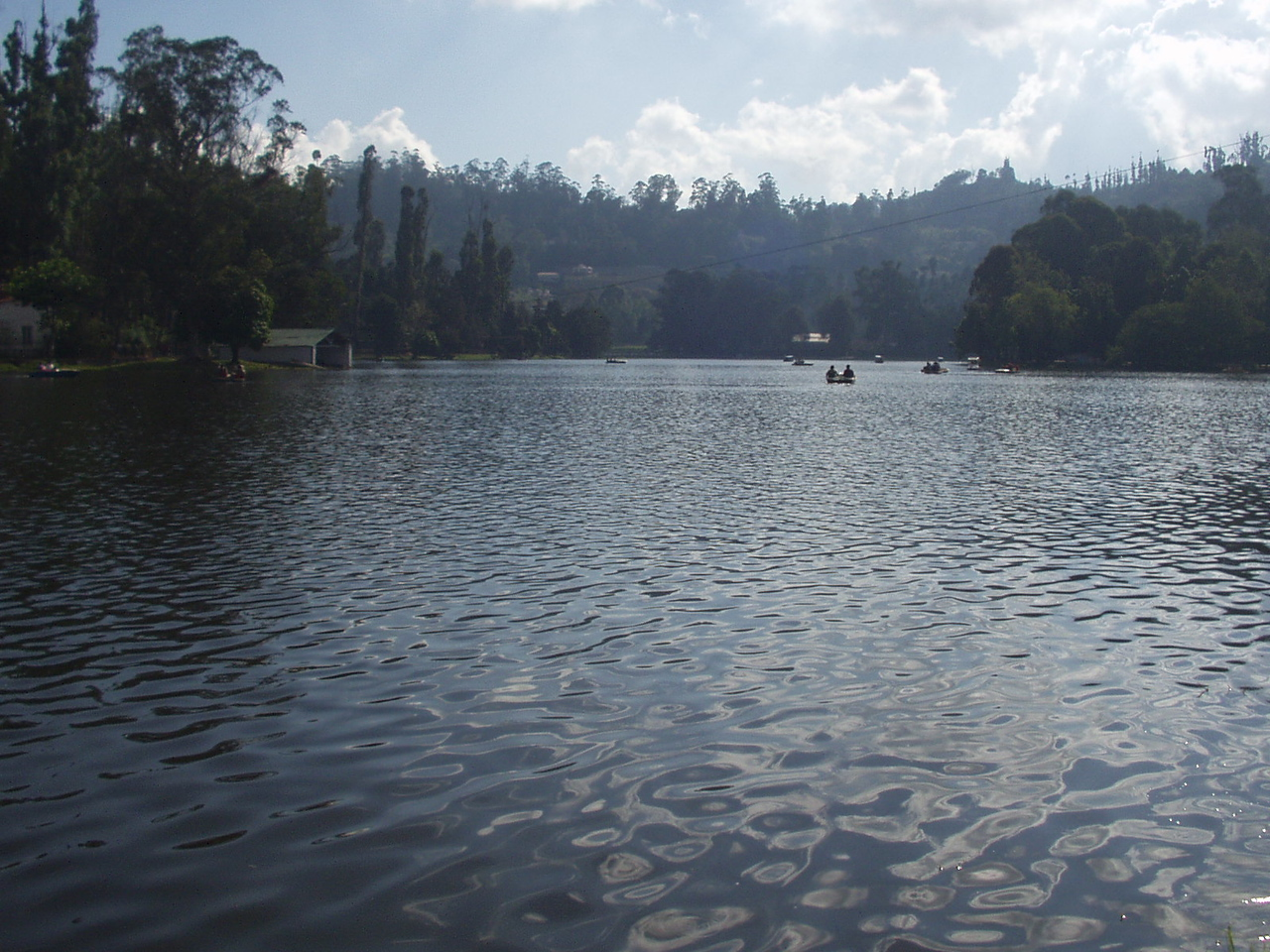 The (artificial) lake