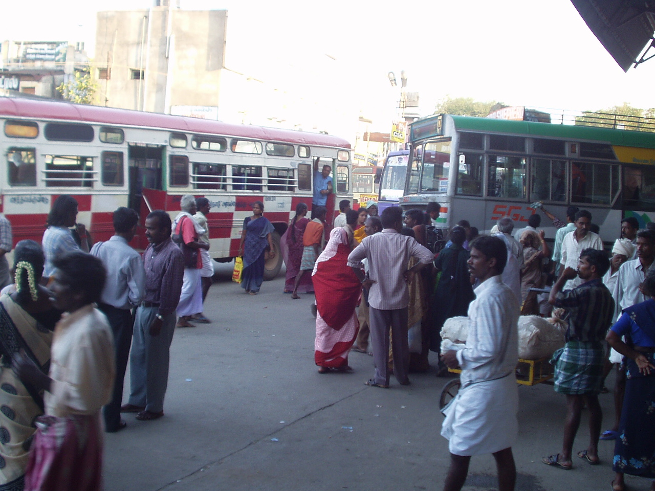 Bus chaos 2