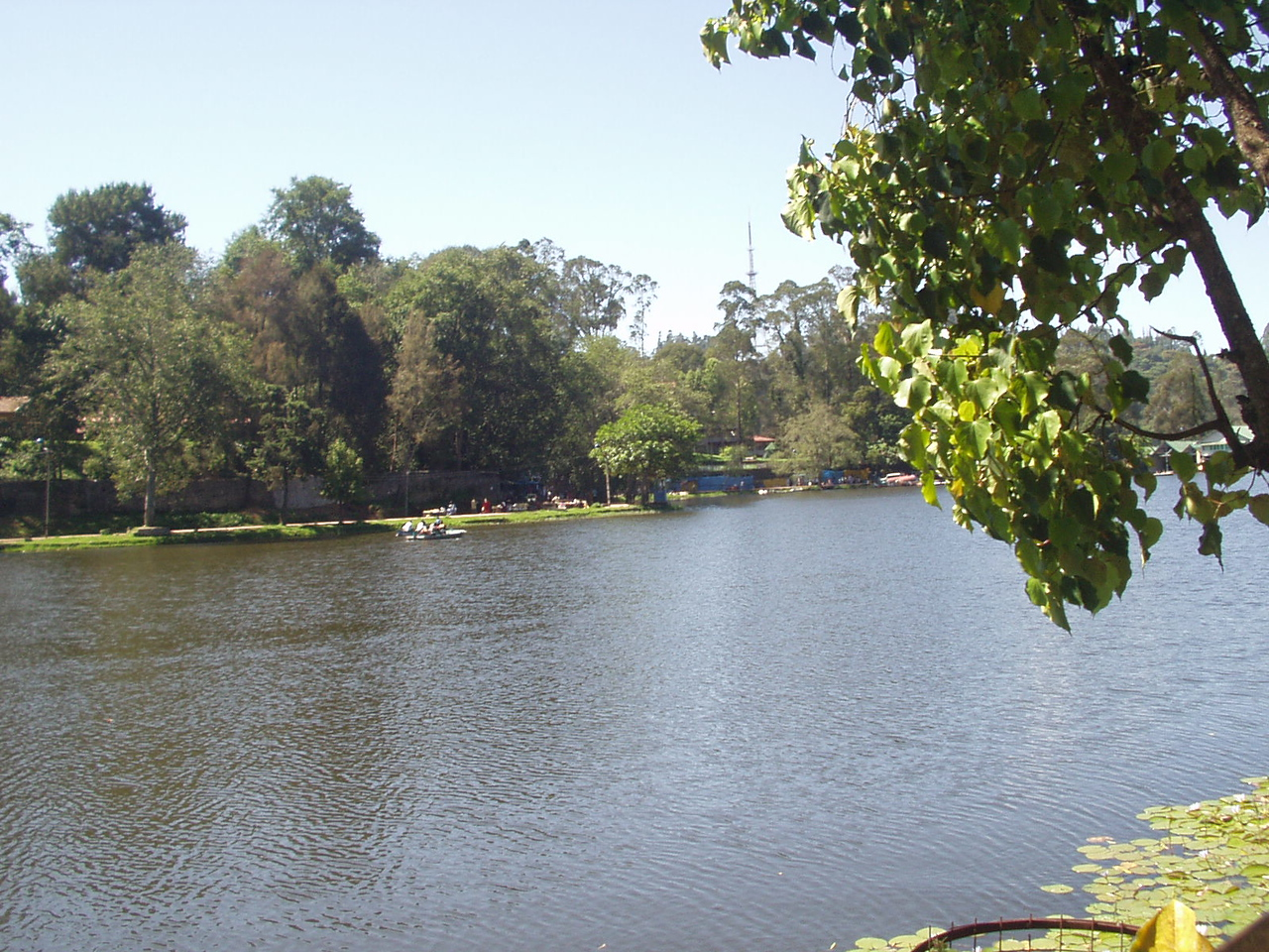 More nice lake