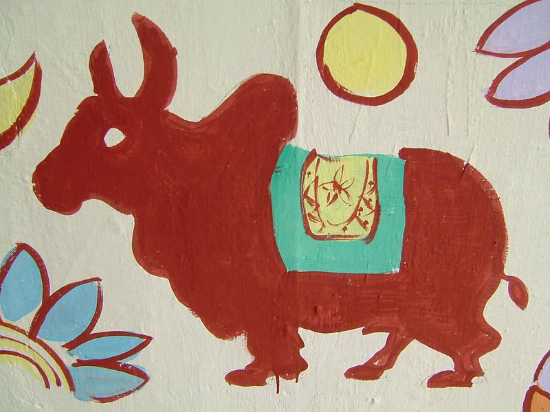Groovy ox