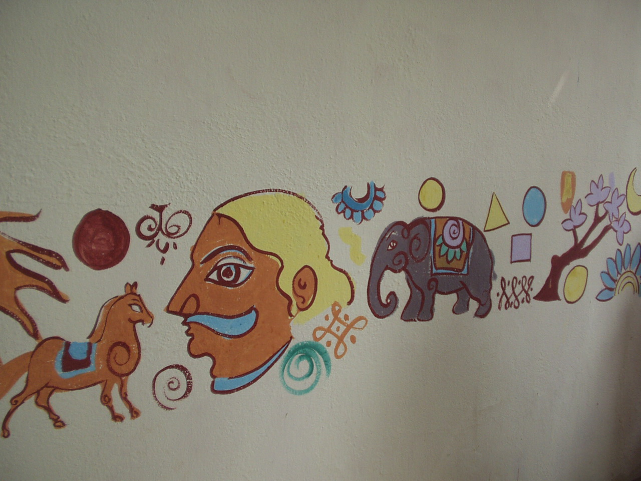 Mural is finished