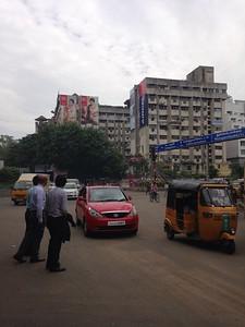 Chennai Streets