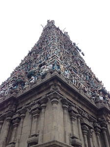 Kapaleeshwarar Temple, Mylapor district in Chennai