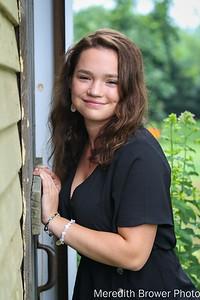Cherilynn DeFreitas, Tiverton High School Senior,