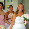 Cherish and her bridesmaids
