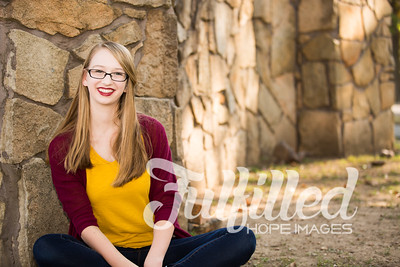 Cherith Fall Senior Session (3)