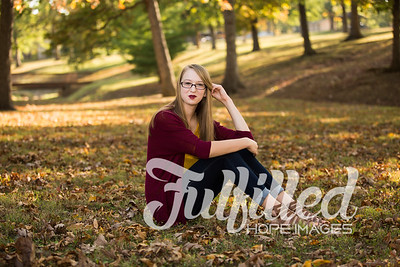 Cherith Fall Senior Session (8)