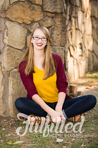 Cherith Fall Senior Session (2)