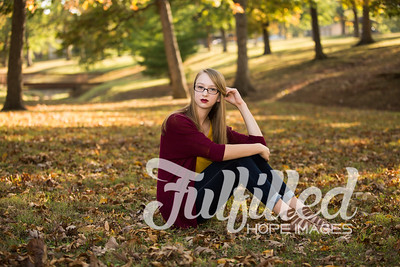 Cherith Fall Senior Session (7)