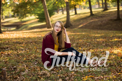 Cherith Fall Senior Session (9)
