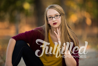 Cherith Fall Senior Session (50)