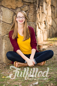 Cherith Fall Senior Session (1)